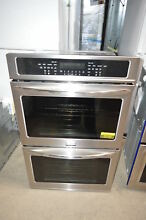Frigidaire FGET3065PF 30  Stainless Double Electric Wall Oven NOB  23100