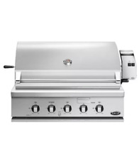 DCS BH136RGIN 36  Stainless Built In Natural Gas Grill NIB  23156 57