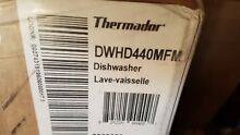 THERMADOR Emerald Series 24  48 dBA Sens A Wash Integrated Dishwasher DWHD440MFM