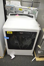Whirlpool WED8500DW 29  White Front Load Electric Dryer NOB T 2  14855 CLW