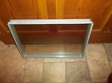 JENN AIR wall OVEN  door GLASS assembly  cleaned inspected  WP5700M867 60