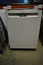 Bosch SHE68T52UC 24  White Full Console Dishwasher NOB  7853 CLW