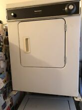 KENMORE PORTABLE WASHING MACHINE AND DRYER WITH STACKABLE SHELF  NO HOOK UP