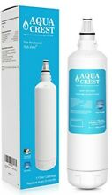 AQUACREST 7012333 Ice Maker Refrigerator Water Filter Replacement Sub Zero May