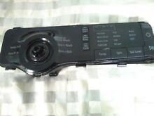 SAMSUNG WASHING MACHINE MODEL   WF210ANW XAA   MOTHERBOARD  AND COVER