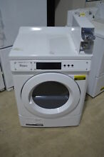 Whirlpool CGD9050AW 27  White Gas Front Load Dryer NOB T2  19303 CLW