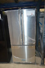 KitchenAid KRFF300ESS 30  Stainless French Door Refrigerator NOB T 2  14844 CLW
