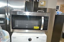 Whirlpool WMH31017HS 30  Stainless Over The Range Microwave NOB CLW  23621