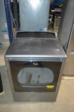 Whirlpool WED8500DC 29  Chrome Shadow Front Load Electric Dryer NOB  23592 CLW