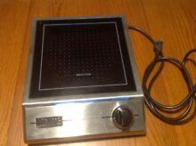 Viking Portable Induction Cooktop Model  VICC120SS