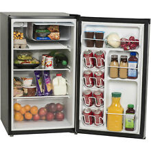 Apartment Fridge Small Storage Mini For Teen Bar Bedroom Portable Short Personal