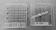 Dishwasher Racks for Sears Kenmore Model 587 16163401    Upper and Lower