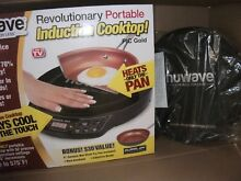 Nuwave Pic Gold Induction Cooktop Bonus  30 00 9  Pan Carry Case With Straps