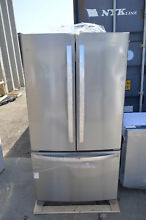 Whirlpool WRF535SWHZ 36  Stainless French Door Refrigerator NOB  23712 CLW