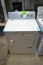 Maytag MEDC215EW 29  White Front Load Electric Dryer NOB  23797