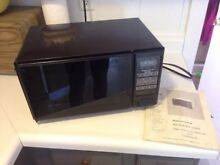 Vintage Sears Kenmore Microwave Oven w  Glass Tray 17 x 12 x 10