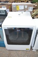 Maytag MEDB835DW 29  White Front Load Electric Dryer NOB  17220 CLW