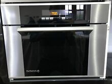 De Dietrich DOV745X Built in Compact Steam Oven   Cooker Black   Stainless Steel
