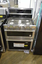 Maytag MGT8800FZ 30  Stainless Gas Double Oven Range NOB  23039 WLK