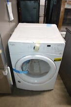 Whirlpool WGD75HEFW 27  White Front Load Gas Dryer NOB  23911