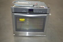 Whirlpool WOS92EC0AS 30  Stainless Single Electric Wall Oven NOB  24485 HL