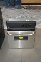 GE JRS06SKSS 24  Stainless Single Electric Wall Oven NOB  24491 HL