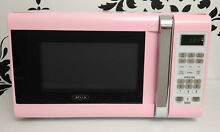 Pink Bella Microwave Co W Pink Kitchen Aid  Pink Cuisinart  Pink Smeg  Read All