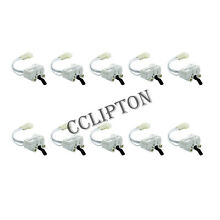 10 PCS WP3406107 Dryer Door Switch for Whirlpool Kenmore AP6008561 PS11741701