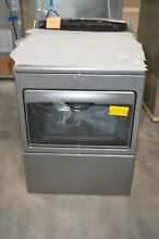 Whirlpool WED7500GC 27  Chrome Shadow Front Load Electric Dryer NOB  24439 HL