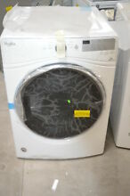 Whirlpool WED8540FW 27  White Front Load Electric Dryer NOB  24435 HL