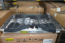 Frigidaire FGGC3645QS 36  Stainless Gas 5 Sealed Burner Cooktop NOB  24750