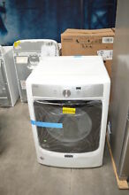 Maytag MED5500FW 27  White Front Load Electric Dryer NOB  24426 HL