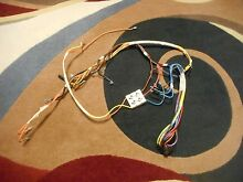 GE Electric Range Cook top Burner Control Wire Harness WB18T1019