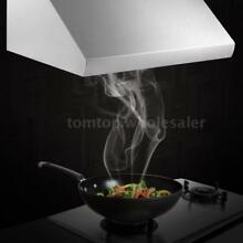THOR KITCHEN 30  Stainless Steel Under Cabinet Range Hood Ventilator 900CFM I6I6