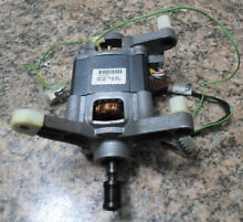Drive Motor with Pulley Whirlpool Duet Washer Model GHW 9200 LQ Used