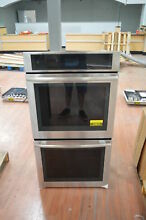 Jenn Air JJW2827DS 27  Stainless Convection Double Wall Oven NOB  24876 HL
