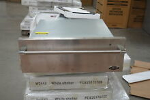 DCS WDV30 30  Stainless Warming Drawer 1 6 Cu Ft  500 Watt NOB  24889 HL