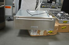 KitchenAid KOWT100ESS 30  Stainless Warming Drawer w Slow Cook NOB  25071 HL