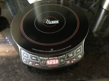 Nuwave 2 Precision Induction Cooktop W  Travel Bag   Excellent Condition