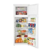 Danby 7 3 Cu  Ft  Apartment Size Refrigerator  White
