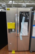 LG LSXC22396S 36  Stainless Side by Side Refrigerator NOB CD  25246 HL