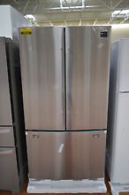 Samsung RF261BEAESR 36  Stainless French Door Refrigerator NOB  25245 HL