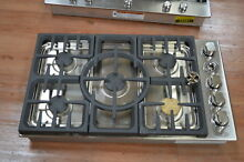 DCS CDV365N 36  Stainless 5 Sealed Burner Gas Cooktop NOB  25340 HL