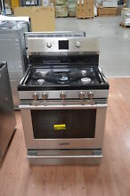 Frigidaire FPGF3077QF 30  Stainless Freestanding Gas Range NOB  25017 CLW