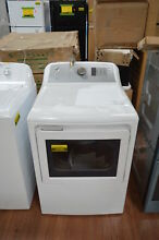 GE GTD65EBSJWS 27  White Front Load Electric Dryer NOB  25385 CLW