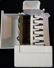 GENUINE OEM WHIRLPOOL REFRIGERATOR ICE MAKER ASSEMBLY W10190961