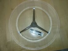 Models  5304423451 and 5304423452 14  Glass Microwave Turntable with Support