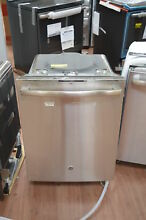 GE GDT655SSJSS 24  Stainless Fully Integrated Dishwasher NOB  25391 CLW