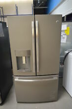GE PYE22KMKES 36  Slate French Door Refrigerator NOB CD  25424 HL