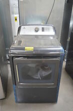 GE GTD65EBPLDG 27  Diamond Gray Front Load Electric Dryer NOB  25549 HL